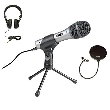 Audio Technica ATR2100-USB USB/XLR Microphone